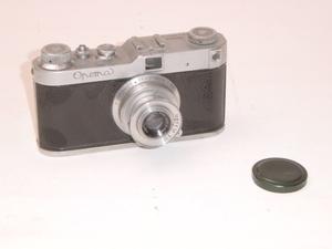 国内孤品.5位数同号捷克奥匹马相机1950